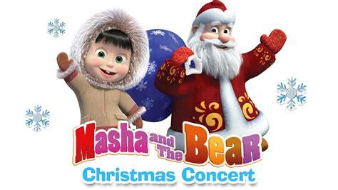 Masha Kid masha and the songs for happy new