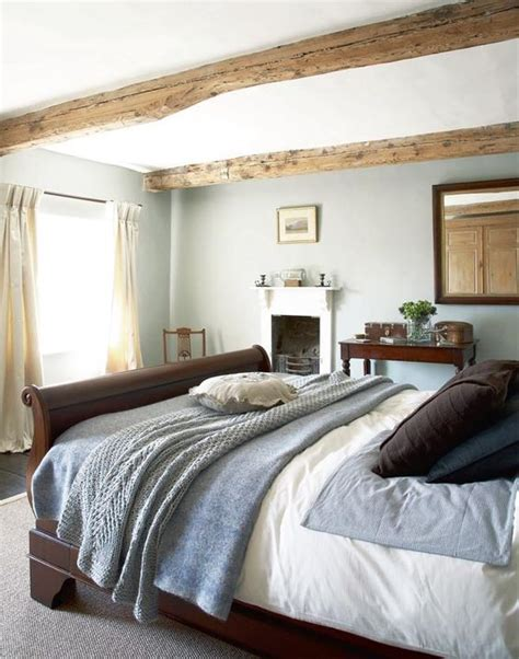 modern country bedroom modern country style case study farrow and ball light