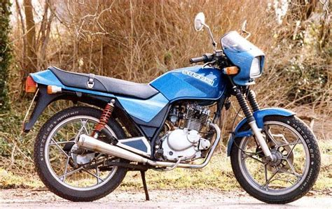 Suzuki Gs 125 Review 302 Found