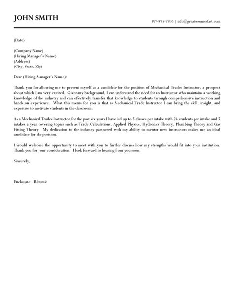 sle cover letter for teachers sle resume cover letter for new teachers 28 images