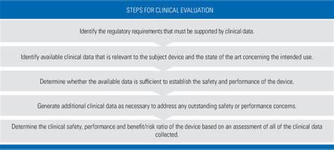 Clinical Evaluation Report Template Assessment Of Clinical Evaluation Reports For