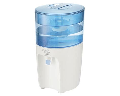 Water Dispenser Za filtered water dispenser and chiller aqua optima awd001