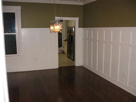dining rooms with wainscoting wainscoting in dining rooms photos