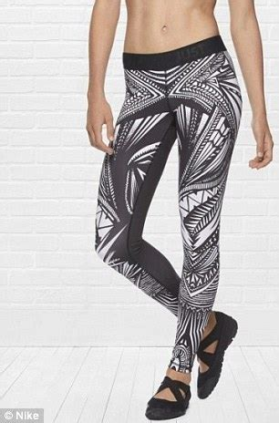 nike forced  pull culturally exploitative leggings