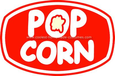 printable popcorn letters 6 best images of free printable popcorn signs printable