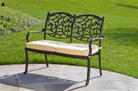 how to clean metal patio furniture garden furniture made