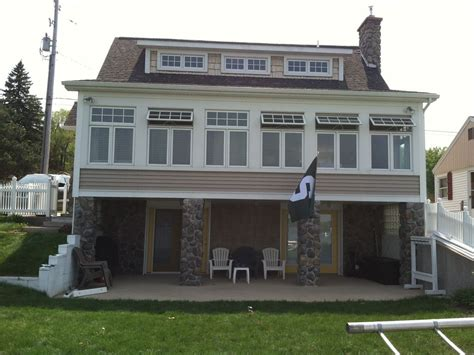 Lake Charlevoix Cottage Rentals by Lake Charlevoix Waterfront Cottage Vrbo