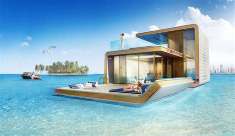 underwater houses dubai just built these luxuris underwater homes you can t afford