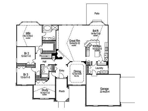 neoclassical floor plans carlston ranch home plan 007d 0062 house plans and more