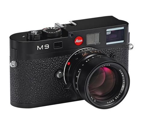 Kamera Leica M9 by Leica M9 The Awesomer