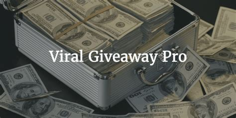 Viral Giveaway - viral giveaway pro plugin announcement and preview seedprod