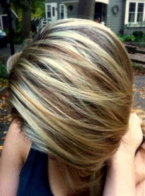 blonde foil highlights short hairstyle 2013 short haircuts with lowlights short hairstyle 2013