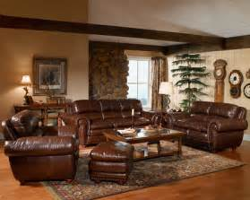 Decorating Ideas With Brown Leather Furniture Brown Leathered Sofa Ideas Home Design Architecture
