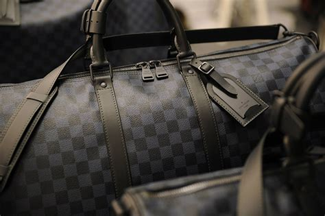 Tas Kepping Canvas louis vuitton s fall 2014 s runway bags and