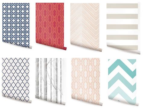 affordable removable wallpaper thrifty tuesday removable wallpaper danielle oakey