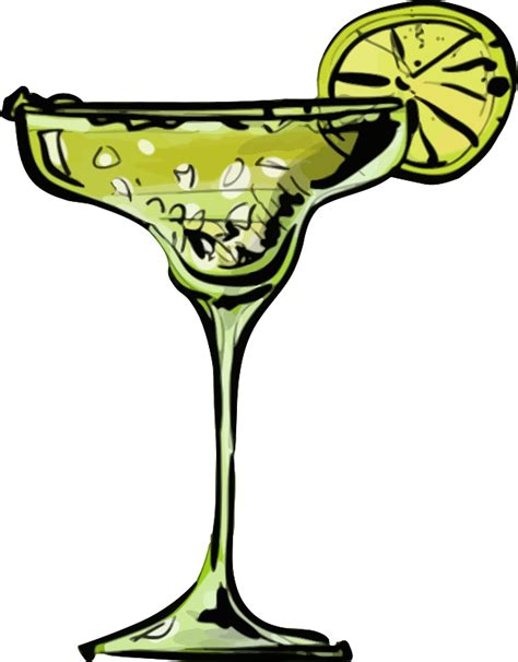 Clipart Margarita Cocktail