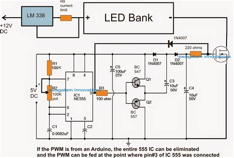 led pwm capacitor led pwm capacitor 28 images led light dimmer using pwm easy circuits led should i smooth