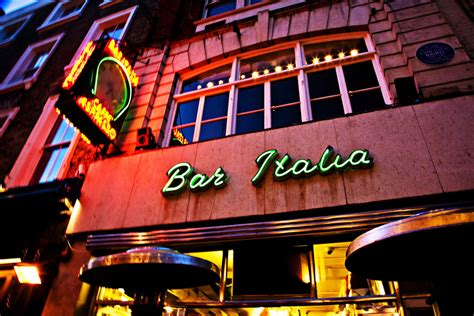 top bars in soho london bar italia soho london menus reviews opening hours designmynight