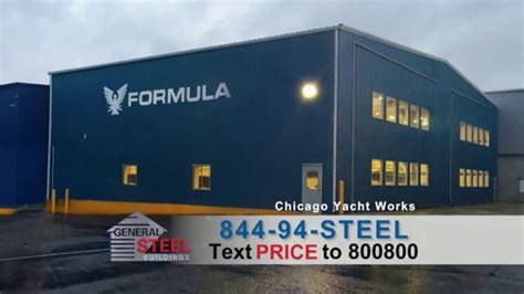 commercial steel buildings general steel general steel corporation tv commercial own a metal