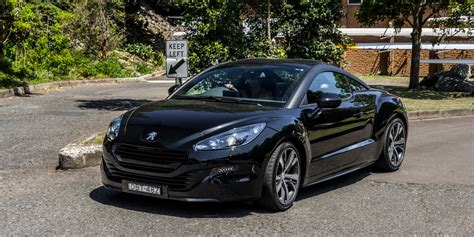 peugeot new cars 2016 2016 peugeot rcz review caradvice