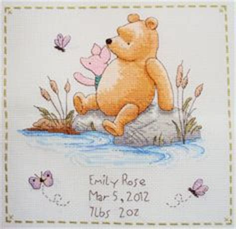 Record Baby Birth Weight Woodland Baby Birth Sler Cross Stitch 2431 Dw Embroidery Stitches