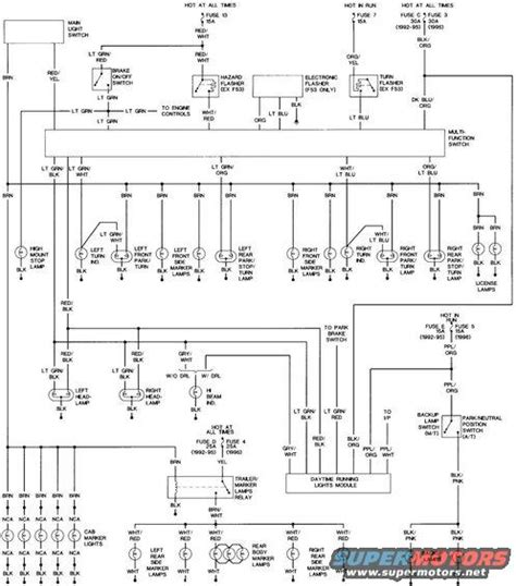 delighted 1994 ford l9000 wiring diagram gallery - electrical, Wiring diagram