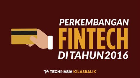 bagaimana perkembangan bisnis startup fintech