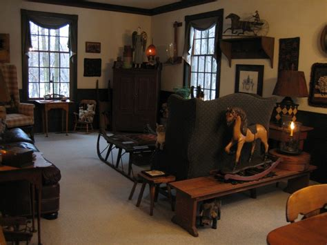 Primitive Living Room Furniture 59 Best Images About Colonial Or Early American Living Rooms On Primitive Living