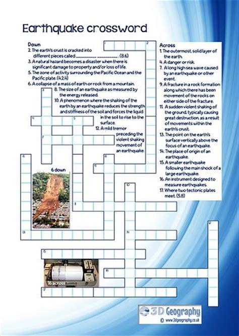 Worksheets On Earthquakes by Printables Earthquake Worksheet Happywheelsfreak