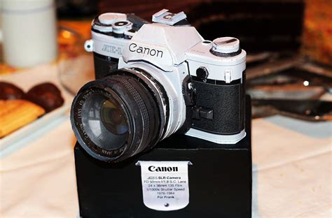 Papercraft Canon - canon ae 1 slr papercraft by g3xter on deviantart