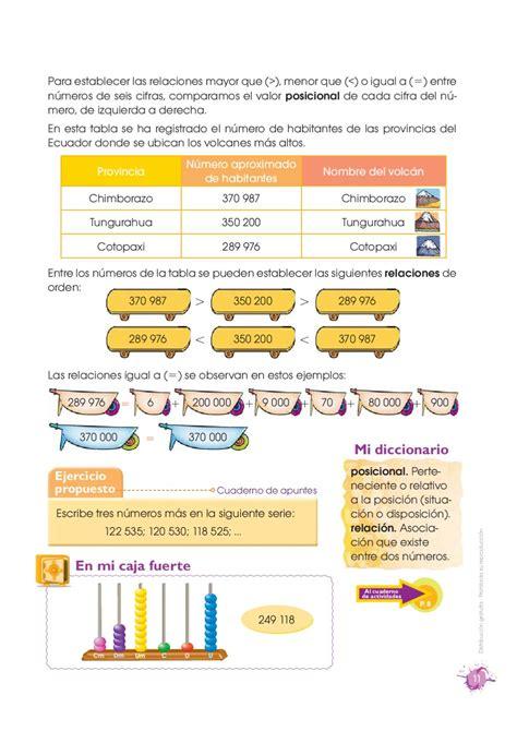 tabla de asignacion presupuesto para provincias del ecuador matematica 5 by quito ecuador issuu