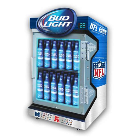 bud light beer cooler bud light chill chambers hensley beverage company