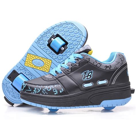 kid roller shoes fashion heelys children roller shoes two wheeled