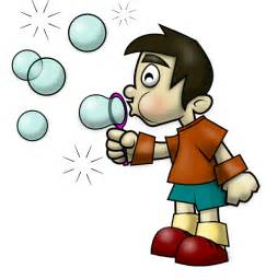 Blowing A Clipart free boy blowing bubbles clip