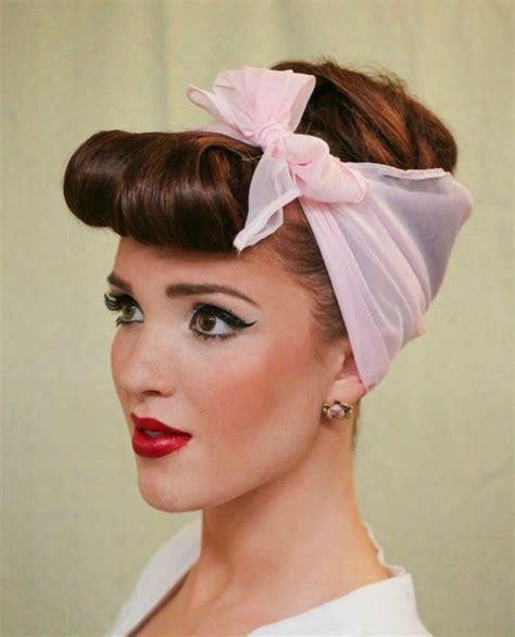 diy 1950 hairstyle 17 halloween hairstyles to complete your killer costume