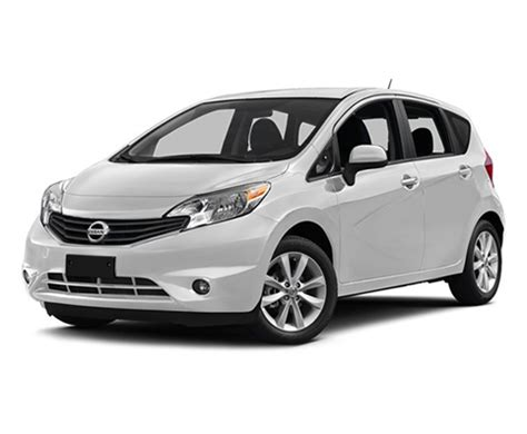 compact nissan versa or similar u drive car rental fleet