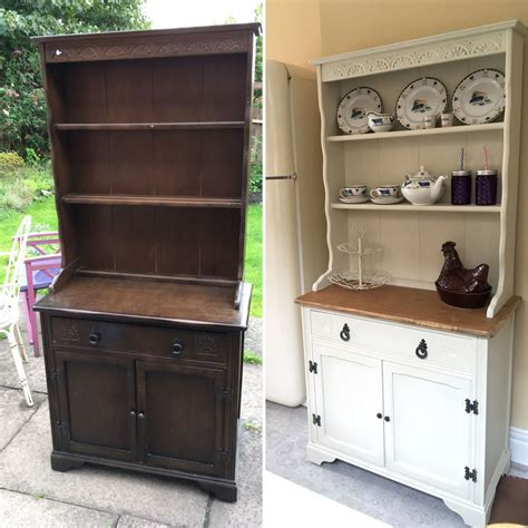 my upcycled shabby chic dresser drinks cabinet