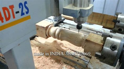 indian  cnc router  turning   carving youtube