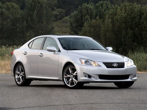 2010 lexus sedans 2010 lexus is 250 price photos reviews features