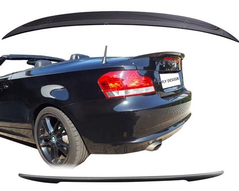 Bmw 1er Cabrio Bodykit by Performance Stil Spoiler Bmw 1er E82 Coupe Tuning Kit