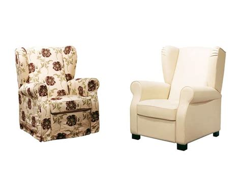 poltrone comode per anziani poltrona moderna con schienale reclinabile vari