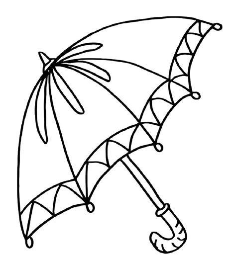 hasil gambar  gambar hitam putih payung umbrella