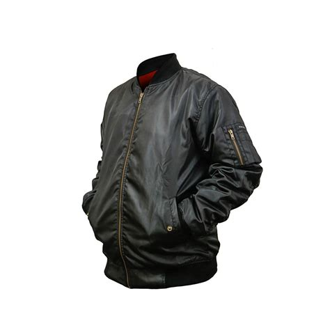 Bomber Despo Parasut jaket bomber stinger black mall indonesia