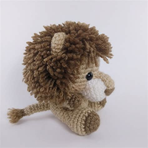 amigurumi pattern lion crochet amigurumi lion patterns slugom for