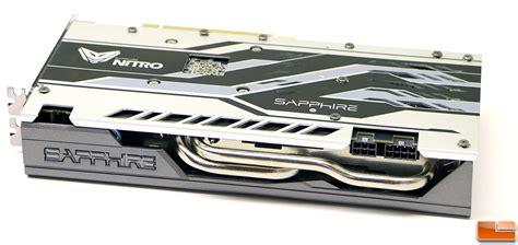 sapphire radeon rx 580 nitro special edition sapphire nitro radeon rx 580 limited edition card