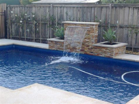 swimming pools in small spaces alpentile glass tile photos hgtv contemporary deck and pool with picturesque