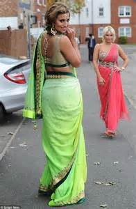 White Small Chandelier Towie S Billie Faiers And Ferne Mccann Wow At Jasmin Walia