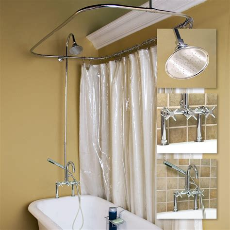 convert bathtub faucet to shower turn tub faucet into shower best inspiration from