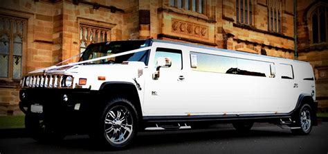 Wedding Limousine by Limousine Services Worldwide Takes Big Steps For The