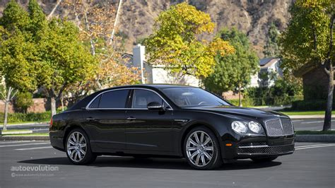 flying spur bentley 2014 bentley flying spur review autoevolution